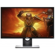 "Monitor Gaming TN LED Dell 23.6"" SE2417HG, Full HD (1920x1080), VGA, HDMI, 2 ms (Negru/Argintiu)"