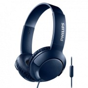 PHILIPS Žične slušalice BASS+ SHL3075BL/00 (Plave)