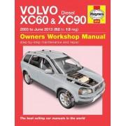 Haynes Manuel d'atelier Haynes Volvo XC60 & XC90 diesel (2003-2013) 5630