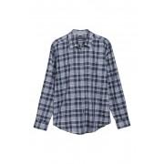 BOSS Ronni Plaid Regular Fit Shirt OPEN BU