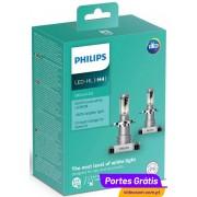 Philips Ultinon LED H4 LED 6200K 11342ULWX2 ( 2 lâmpadas LED )