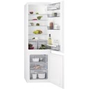 Combina frigorifica Aeg SCB51811LS, incorporabila, A+, clasic, 196+72 litri, mecanic, alb