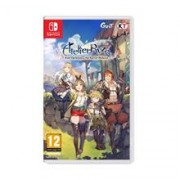Atelier Ryza Ever Darkness And The Secret Hideout Nintendo Switch