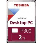 """Toshiba P300 2TB Disco Duro (3.5"""", 2000 GB, 7200 RPM, SATA, 64 MB, Unidad de Disco Duro)"""