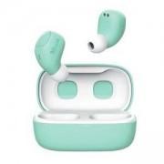 Безжични слушалки TRUST Nika Compact, Bluetooth 5.0, вграден микрофон, 10 m Wireless обхват, Mint, 23906