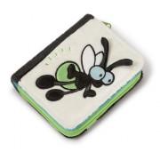 Great Gizmos NICI Glowing Ringo -Firefly Plush Wallet 12x9.5cm (Glow In The Dark)