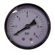 Italtecnica Nyomásmérõ óra (Feszmérõ óra) B22-5 0-16Bar Fekvõ kivitel