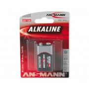 Ansmann 6LR61 9V-Block RED baterie alcalina 9V bl1