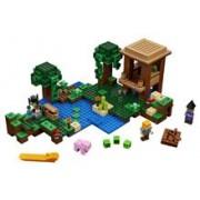 Lego® Minecraft Coliba Vrajitoarei - 21133