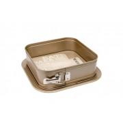 Kalup za tortu Texell Gold LIne TPGL-T243, 24x24cm