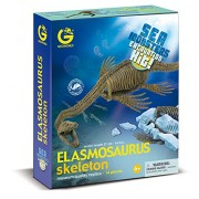 Geoworld Sea Monsters Elasmosaurus Skeleton Excavation Kit
