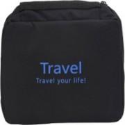 ShopAis Travel Your Life Travel Toiletry Kit(Black)