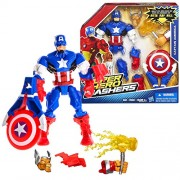 """Hasbro Year 2015 Marvel Super Hero Mashers """"Upgrade Your Mash-Up"""" Series 6 Inch Tall Action Figure -"""