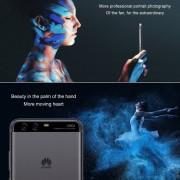 EB Huawei P10 LTE 2.4GHz 1080P 5.1 Pulgadas Doble Cámara Trasera Teléfono Inteligente Teléfono Móvil-negro