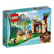 Конструктор LEGO Дупло Дисней Приключения Моаны на затерянном острове?