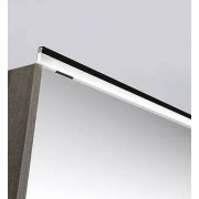 Ink LED line verlichtingsbalk 180x1x2,5 cm mat zwart