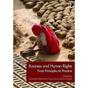 Business and Human Rights by Justine Nolan & Dorothee BaumannPauly