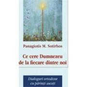 Ce cere Dumnezeu de la fiecare dintre noi - Panagiotis M. Sotirhos