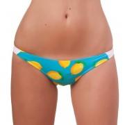 69SLAM Dámské Plavky 69SLAM Kalhotky Butterfly Lemon XS