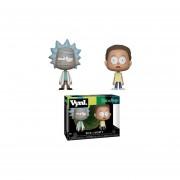 Funko Rick And Morty Figura Vynl 2pack Nuevo En Mano