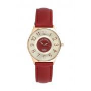 Bordové náramkové dámské hodinky Giorgie TC19050