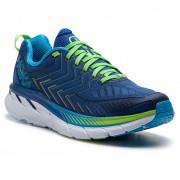 Обувки HOKA ONE ONE - Clifon 4 1016723 True Blue/Jasmine Green