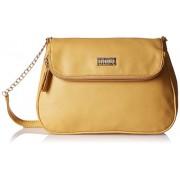 Peperone Women's Sling Bag (Yellow)