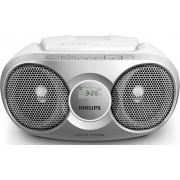 Philips Radioodtwarzacz AZ215S Srebrny