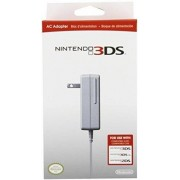 Nintendo 3DS compatible con 3DS / 3DS XL / 2DS AC Adapter