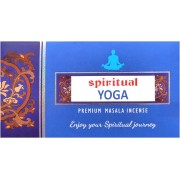 Betisoare parfumate Spiritual Yoga