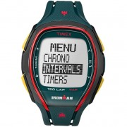 Orologio timex tw5m00700 da uomo iroman colors 150 lap sleek