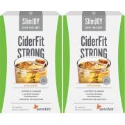 SlimJOY CiderFit STRONG - bebida que bloqueia calorias e a fome. Programa de 20 dias.