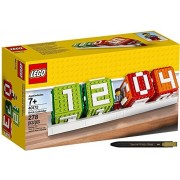 [LEGO] LEGO icon Brick calendar (Iconic Brick Calendar) 40172 (278 pcs) (Foreign direct item) [Parallel import goods]