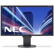 "Monitor IPS LED Nec 21.5"" EA224WMi, Full HD (1920 x 1080), VGA, DVI, HDMI, DisplayPort, 14 ms (Negru)"
