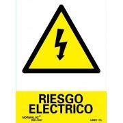 Señal riesgo electrico 20,40x29,30