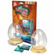 Set Acvariu Aqua Dragons Jurassic Time Travel EGGspress World Alive W4005 B39015351