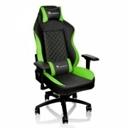 Silla Gaming Thermaltake Comfort GT negro/verde