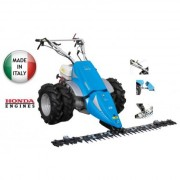 Motocositoare Bertolini Montana AGT B 139 Honda 13 cp , bara taiere 140 cm SF + Brazdar ,putere motor 13CP