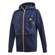 Adidas Sport ID Hoodie Junior Navy
