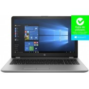 "Laptop HP 250 G6 (Procesor Intel® Core™ i7-7500U (4M Cache, up to 3.50 GHz), Kaby Lake, 15.6"" FHD, 4GB, 1TB HDD, Intel® HD Graphics 620, Wireless AC, Win10 Pro, Argintiu)"