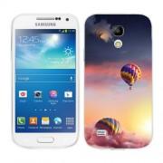 Husa Samsung Galaxy S4 Mini i9190 i9195 Silicon Gel Tpu Model Air Balloons
