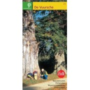Wandelkaart 23 Staatsbosbeheer De Vuursche | Falk