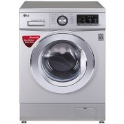 LG 6.5 Kg Front Loading Fully Automatic Washing Machine (FH0G6WDNL42)