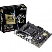 Asus Základní deska Asus A68HM-PLUS Socket AMD FM2+ Tvarový faktor Micro-ATX Čipová sada základní desky AMD® A68H