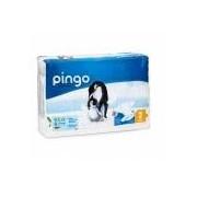 PINGO Pañales Ecológicos Pingo Talla 2 (84 Uds. / 3-6 Kg.) - Pingo
