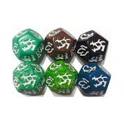 Dragon Dice: Dragons! Green Drake Set 2021