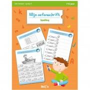 Oefenschrift Spelling 7-8 jaar