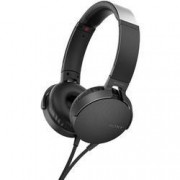 Sony Hi-Fi sluchátka Over Ear Sony MDR-XB550AP MDRXB550APB.CE7, černá