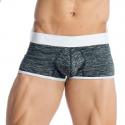 Gigo RACING BLACK Short Boxer Underwear G02109