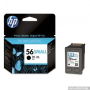 HP 56 Small Black Inkjet Print Cartridge (C6656GE)